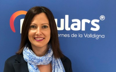 Maria Ciscar seria la regidora de Personal si els Populars aconseguixen Governar