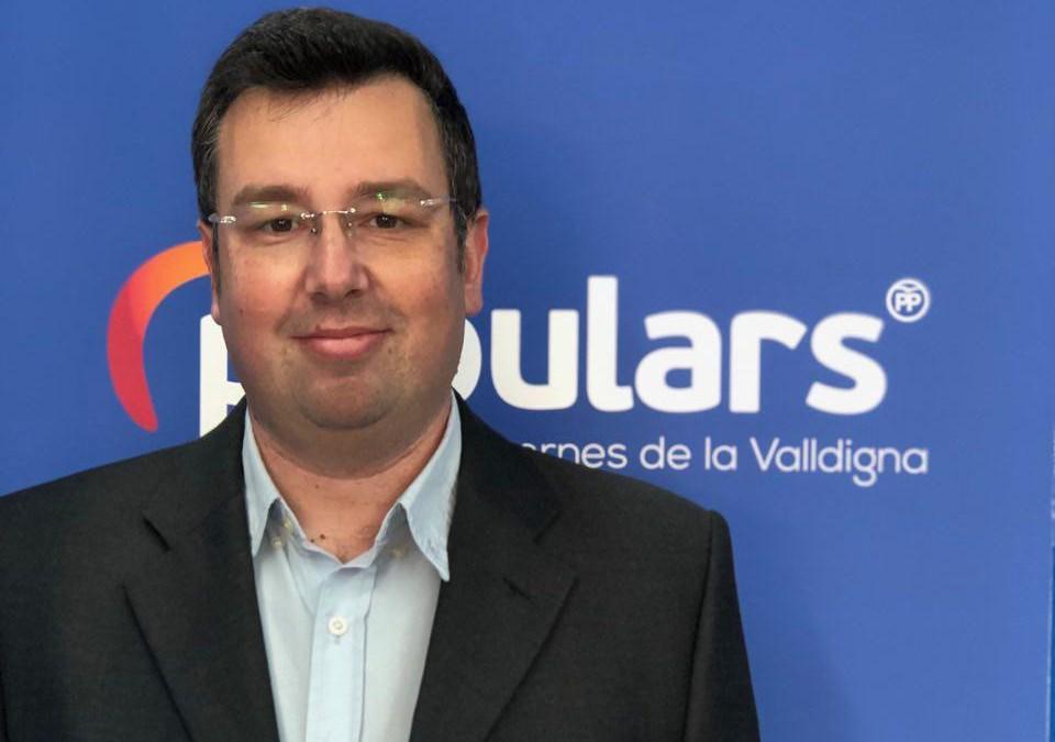 Salvador Bellver será el regidor de Economia y Administración digital