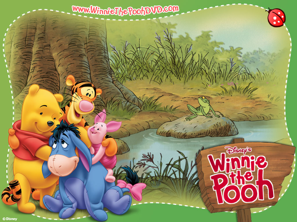 Fall Party Religious Fun Wallpaper Winnie The Pooh Free Ppt Backgrounds For Your Powerpoint