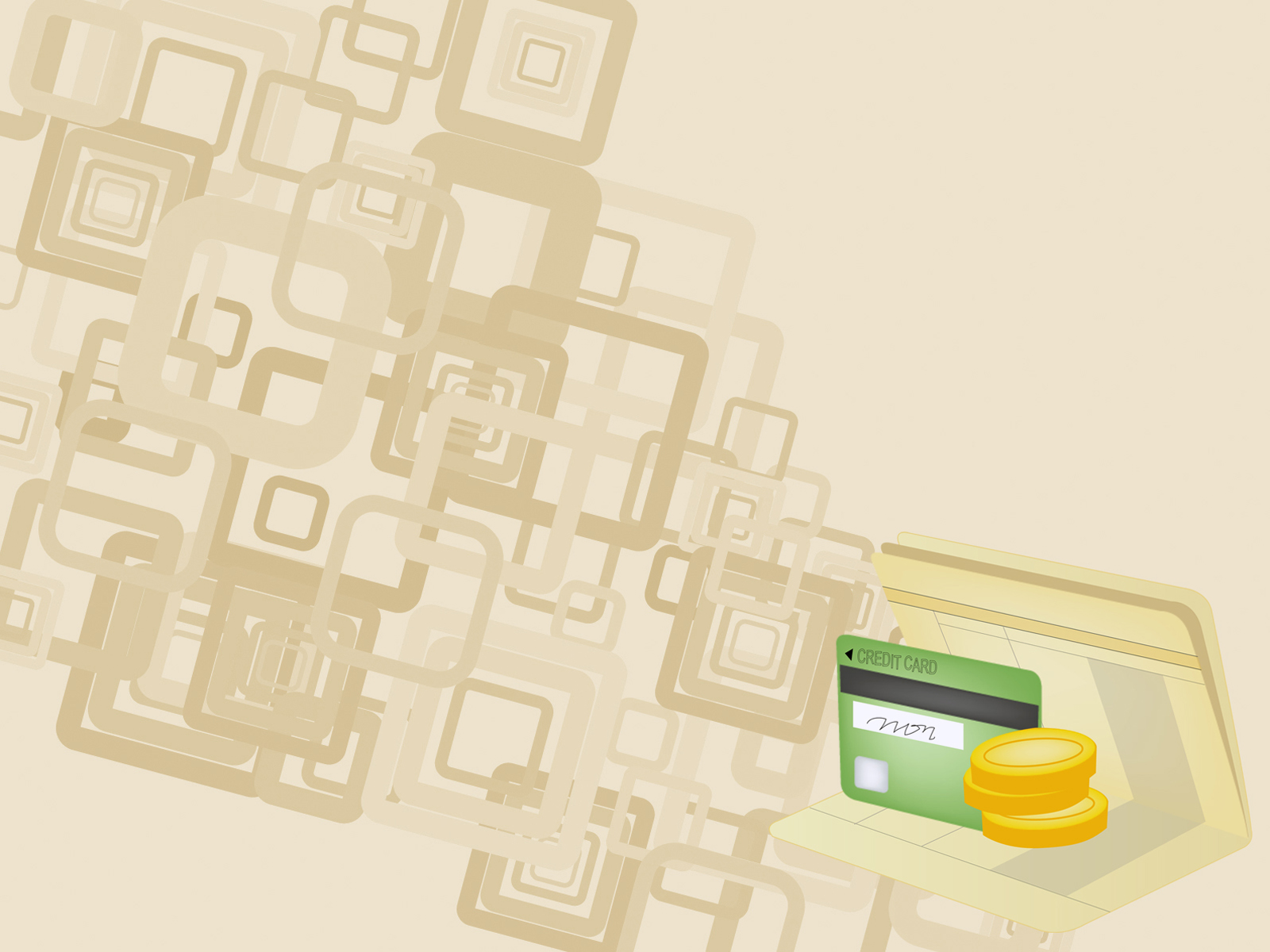 Credit Card And Payments Backgrounds Financial