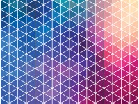 Neon Pattern Backgrounds | Blue, Pattern, Red Templates ...