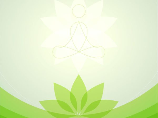Yoga Center Backgrounds Green Sports White Templates