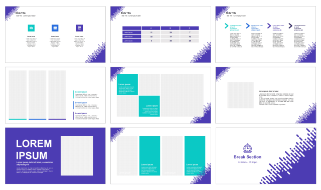 Simple Business Free Google Slides Theme And Powerpoint Template