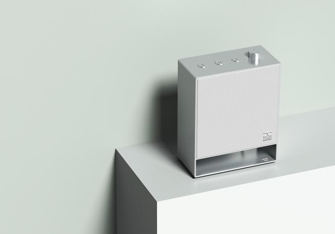 Bluetooth speaker modern design