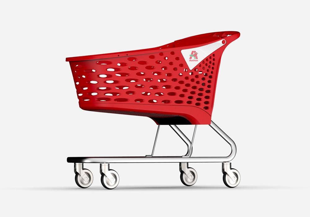 Design carrello della spesa