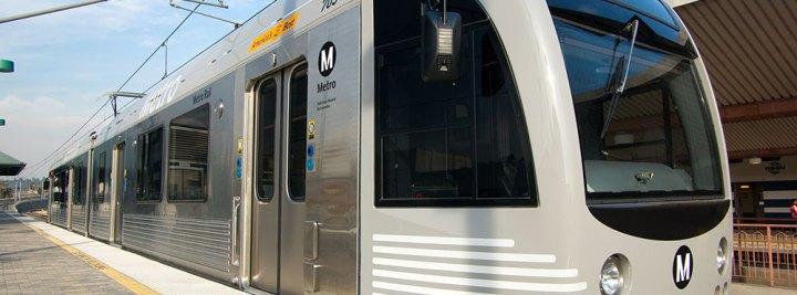 Crenshaw/LAX Transit Corridor
