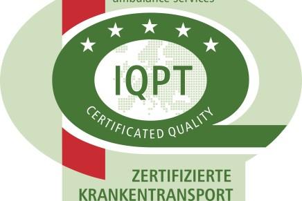 Neues Gütesiegel für qualitative Patiententransporte