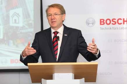 Bosch baut Aktivitäten in Österreich weiter aus