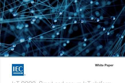 IEC Whitepaper zum Internet der Dinge