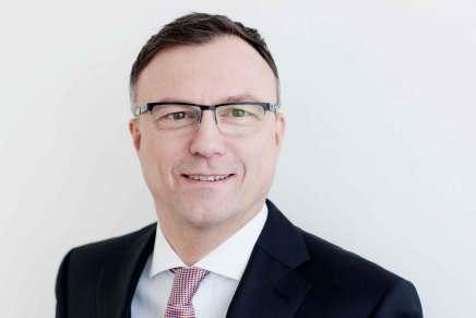 Neuer CFO bei Plasser & Theurer