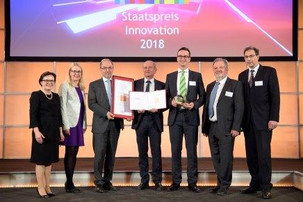 W&H Dentalwerk gewinnt Staatspreis Innovation