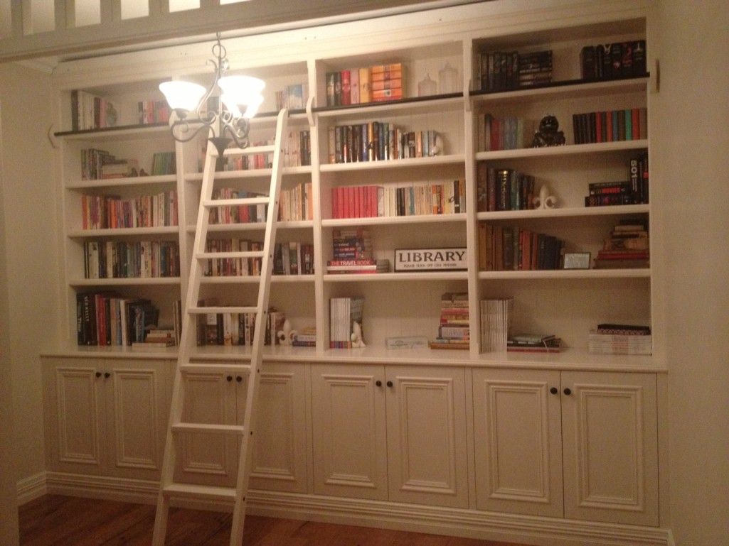 Custom Furniture Perth Bookcases And Built In Pque