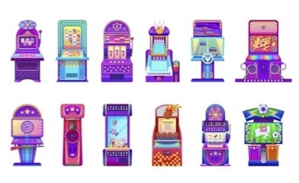 Spielmaschinen