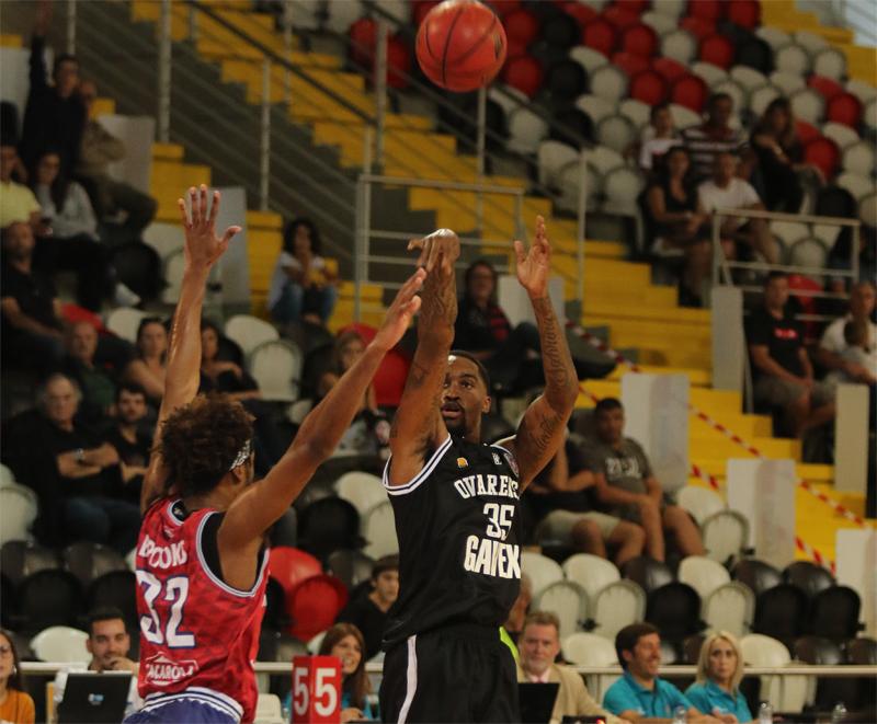 Vitória frente ao Maia Basket dá novo alento à Ovarense