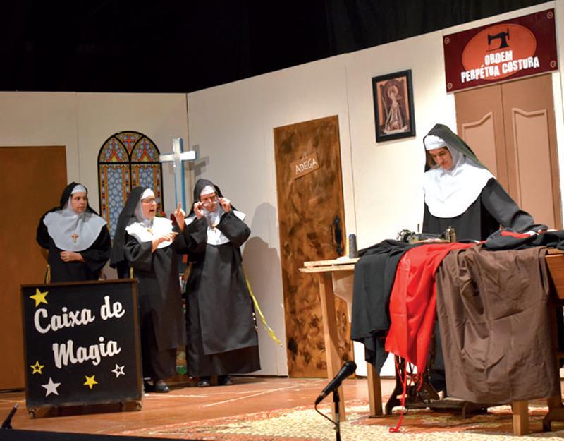 XX Festival de Teatro de Esmoriz: Aposta na comédia tem cativado o público