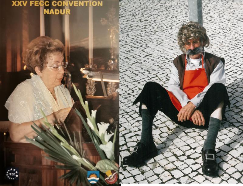 El-Rei Ti Américo – O Guardião e A Rainha D. Esmeralda – A Associativa são os Reis do Carnaval de Ovar 2020