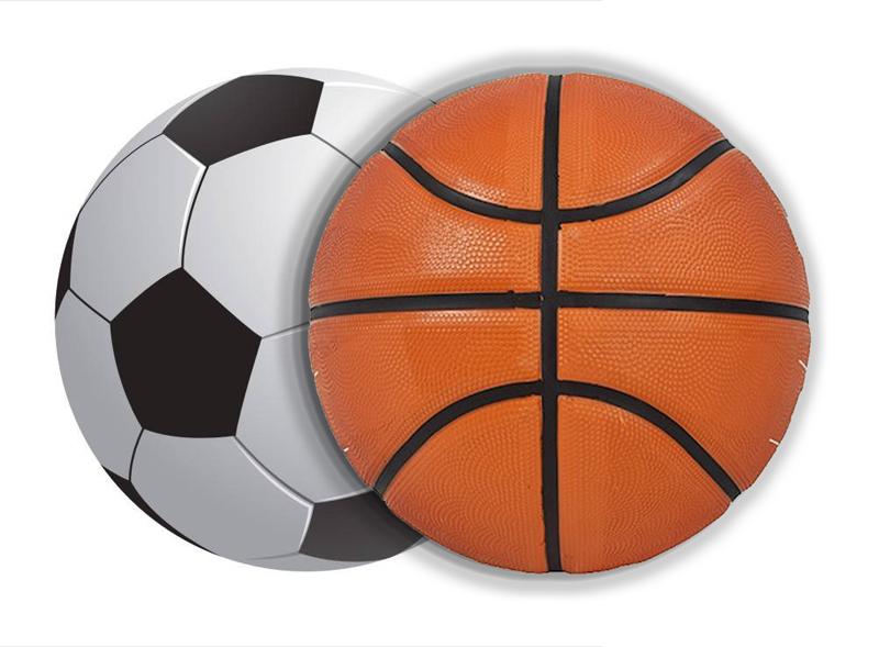 Basquetebol e futebol femininos à porta fechada