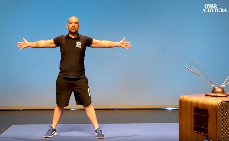 Ovar em Movimento: Autarquia promove a prática de exercício físico online