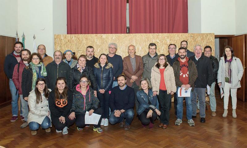 Junta de Freguesia apoia o associativismo valeguense com 11900 euros