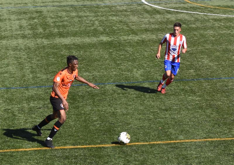 Futebol: Golo ao minuto 89 retirou a vitória ao SV de Pereira