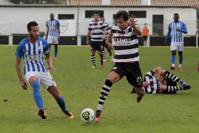 Campeonato Sabseg: Fábio Novo 'arrumou' o Alba e colocou a Ovarense nos quartos de final
