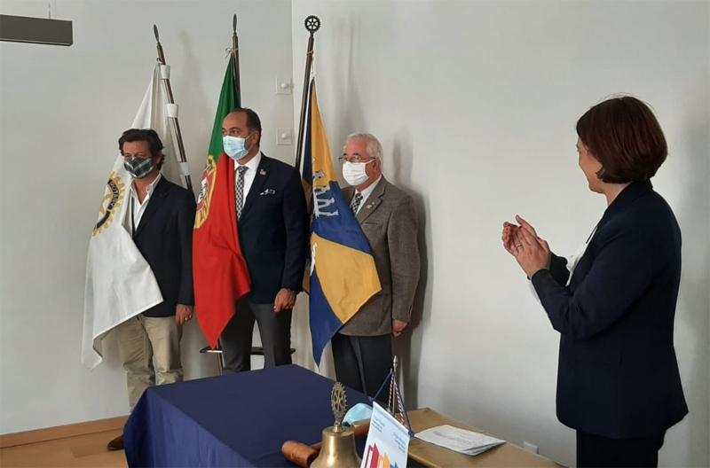 Rotary Club de Ovar inaugurou sede no Furadouro