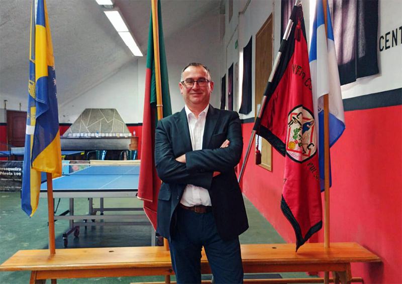 Paulo Matos continua a liderar os destinos do CCR de Válega