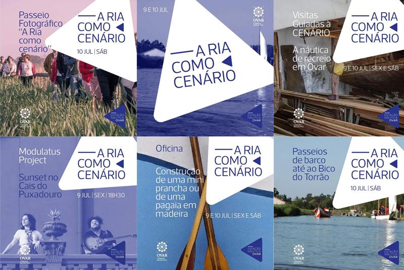 Mar, Ria e Barrinha fazem a agenda náutica do município de Ovar
