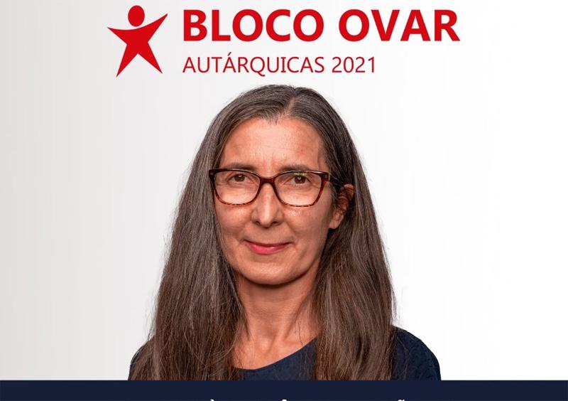 Eleições Autárquicas: Conceição Soares é a candidata do Bloco de Esquerda à União de Freguesias