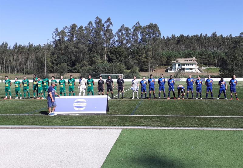 Futebol: SV de Pereira a marcar passo