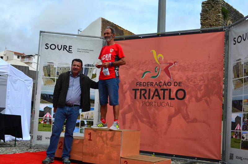 Duatlo: Carlos Leite sagrou-se campeão nacional