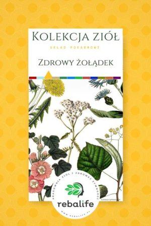zioła na zdrowy żołądek etykiety, mieszanki ziołowe, rebalife Karta produktu Pracownia ziół i zdrowej żywności Rebalife-20