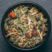 pracownia ziół i zdrowej żywności Herbaty owocowe, mieszanki ziołowe, herbaty smakowe bez dodatków, sklep z ziołami i herbatami-8