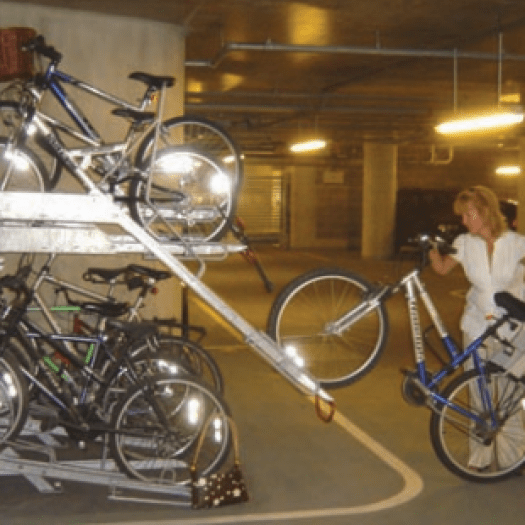 Bad Cycle Parking
