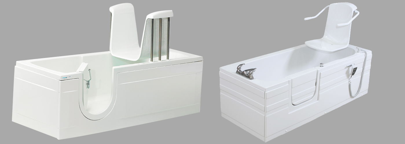 Easy Access Baths Bath Lifts Showers  Toilets for the