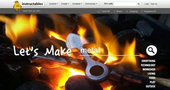 Instructables may be a great source of inspiration for your how-to related content.