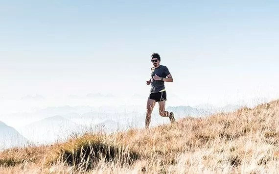 An avid trail runner might be willing to trade content for shoes. <em>Photo: Asoggetti.</em>
