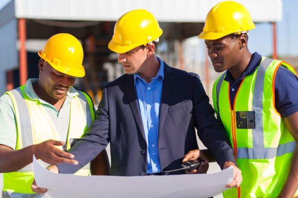Construction Worker Supervisor
