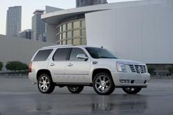 2010 Cadillac Escalade Hybrid courtesy General Motors