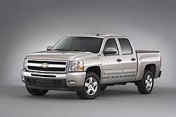 2010 Chevrolet Silverado Hybrid Courtesy General Motors