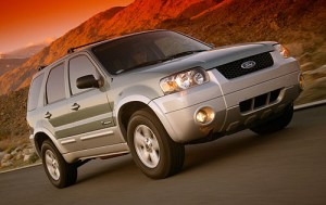 Best environmental SUV