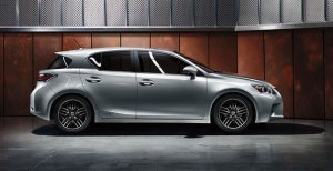 2012 Hybrid Vehicles - Lexus