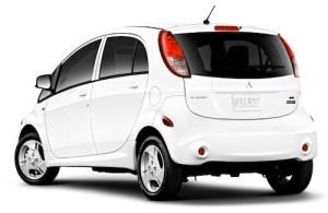 Mitsubishi MiEV electric car