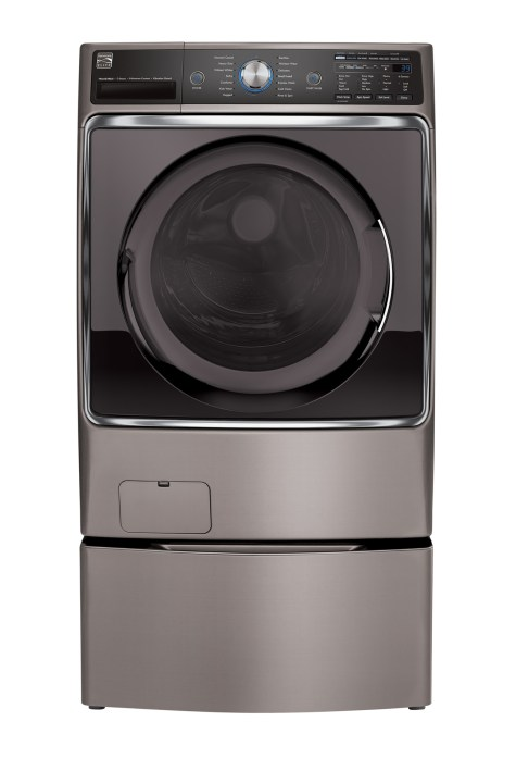 kenmore elite efficient washing machine
