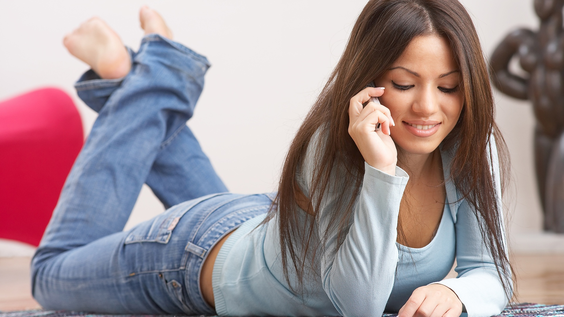 Image result for girl talking over phone