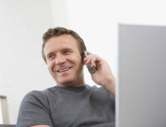 How often should he call when first dating