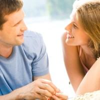 eye contact with women