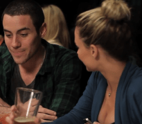 How not to pick up a girl at a bar