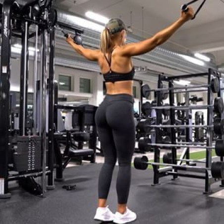 Low Cable Row Workout for Back and Biceps