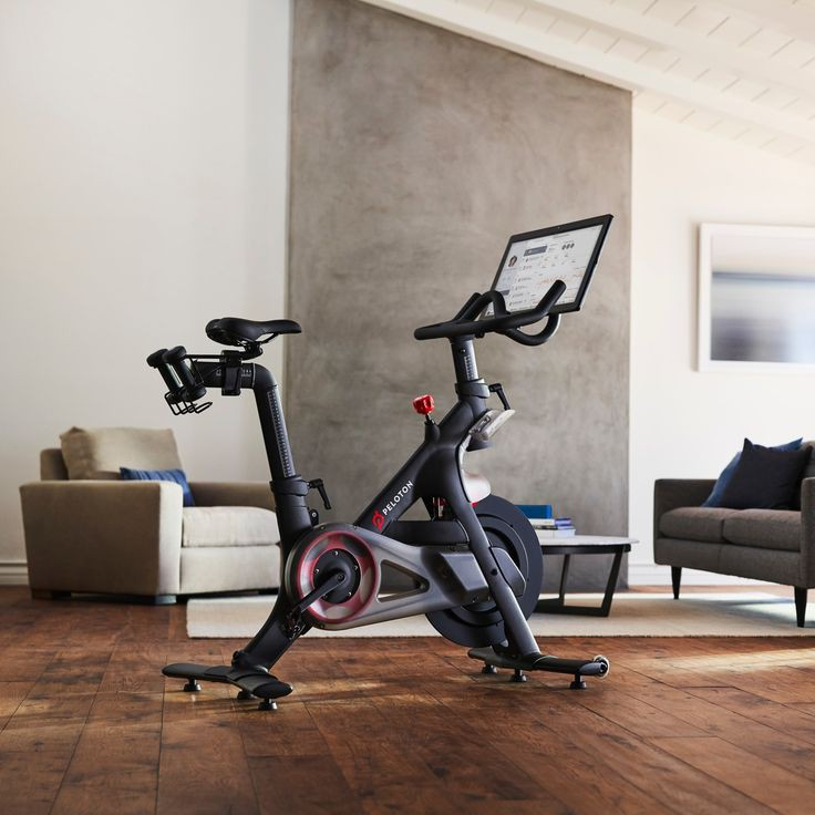 Setting Up Peloton Bike at home